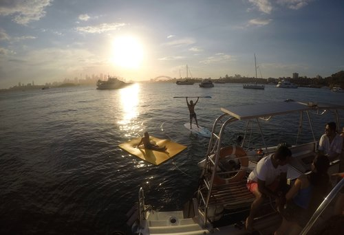 catamaran hire sydney harbour - a sailing experience like no other