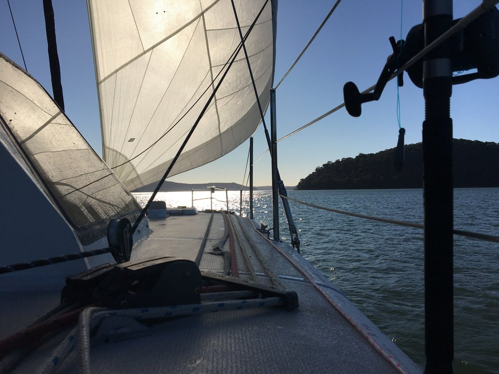 Sailing Learn to Sail on Sydney Harbor - Balmoral Water ...