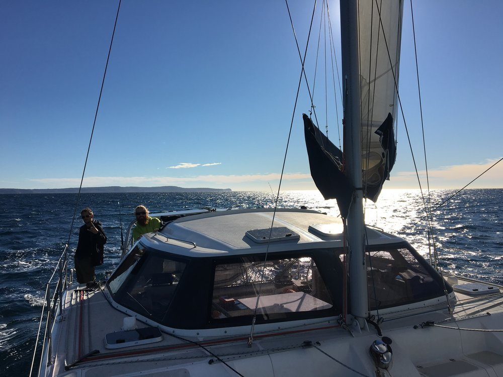Competent Crew - Learn to Sail - Introduction to Sailing